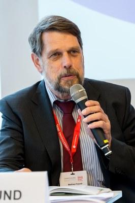 Prof. Dr. Mathias Freund, Geschäftsführender Vorsitzender der DGHO